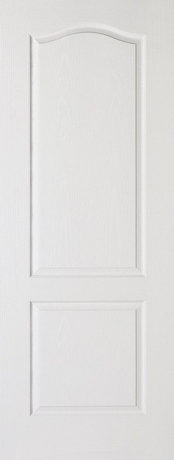 White Moulded Classical (2P)